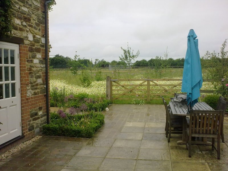 DMW Landscapes Contemporary Garden Meadow 10