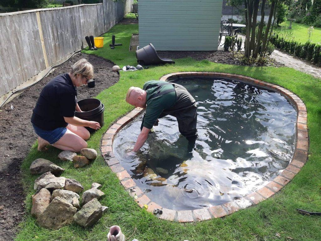 DMW Landscapes Local Garden Construction Service Faringdon 65