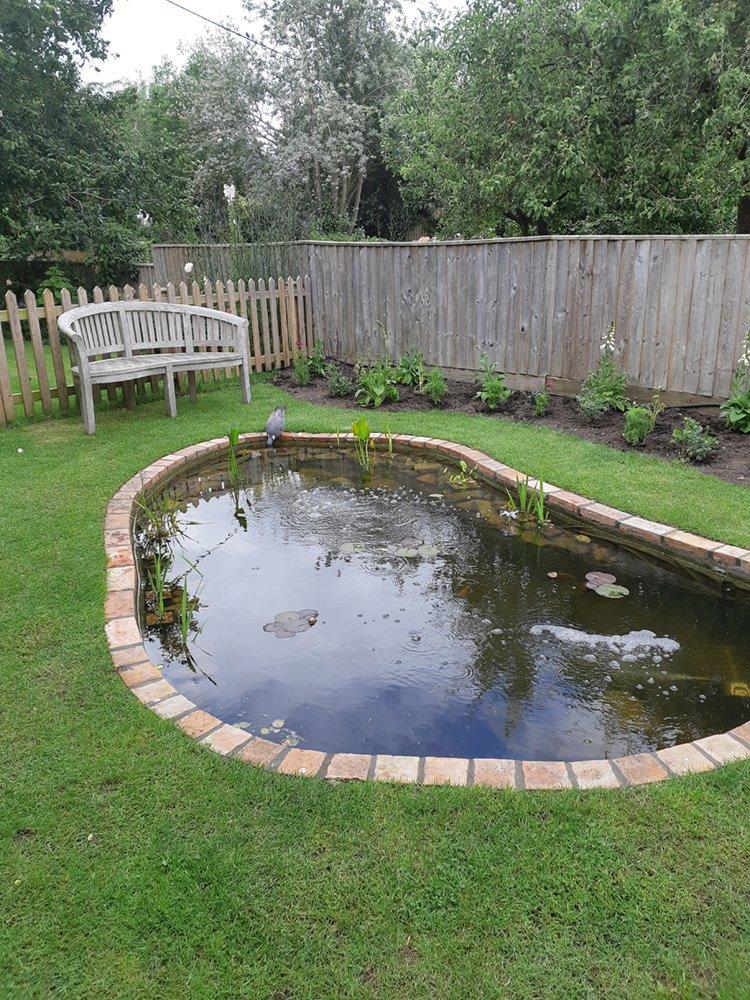 DMW Landscapes Local Garden Construction Service Faringdon 9