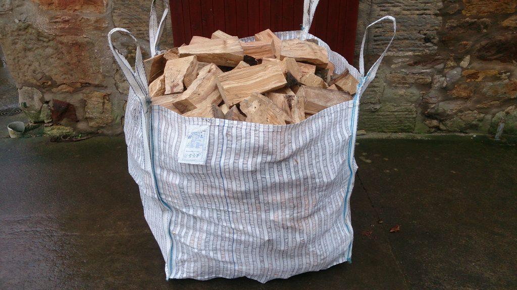 Hardwood Bulk Bag 1