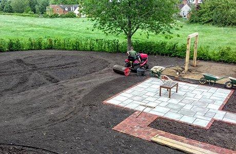 DMW Landscapes Local Garden Construction 1