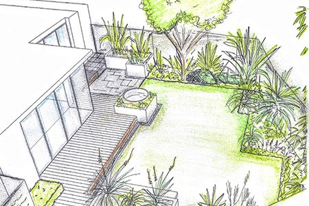 DMW Landscapes Local Garden Design Service Oxford 6