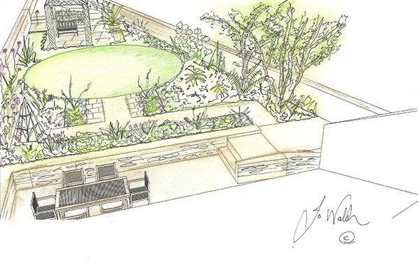 DMW Landscapes Local Garden Design Service Oxford 8 2